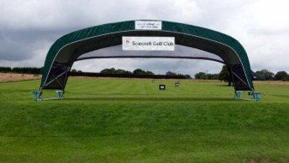 Dry Rainge at Scarcroft Golf Club