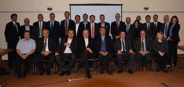 European Sports Championships 2018 Board