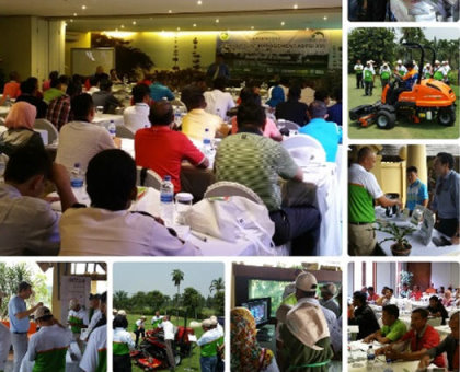 Indonesian Turf Management Seminar