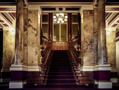 Rossington Hall interior (credit Yorkshire Portraits)