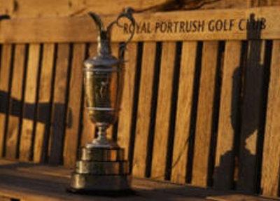Royal Portrush Open venue