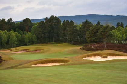 Macdonald Spey Valley Golf and Country Club in Aviemore