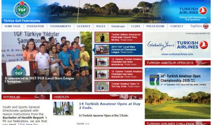 Turkey Golf Federation website