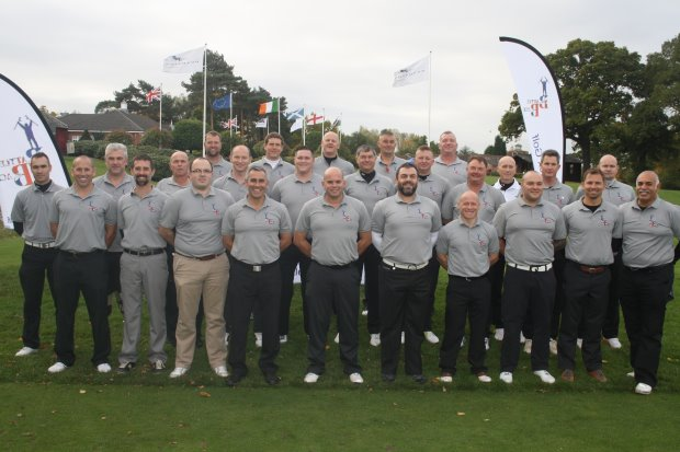 2015 Battle Back Golf Championships at The Belfry