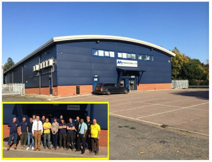 AFT move to new premises in Sudbury, Suffolk