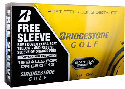 Bridgestone Extrasoft winter Promo pack