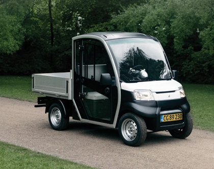 Garia Utility Vehicle