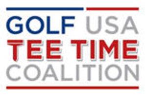 Golf USA Tee Time Coalition logo