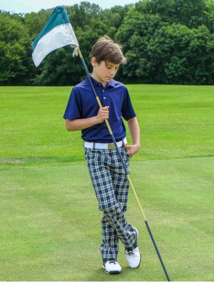 Joseph Garratt boys golf wear