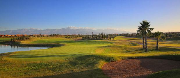 Palm Golf Marrakech Ourika 9th Hole