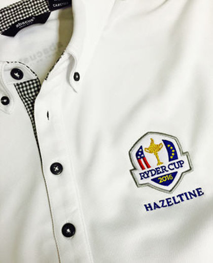 Abacus Sportswear has signed a new Ryder Cup licensee agreement for the 2016 and 2018 matches