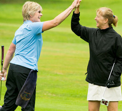 England Golf County activity creates more players (© Leaderboard Photography)