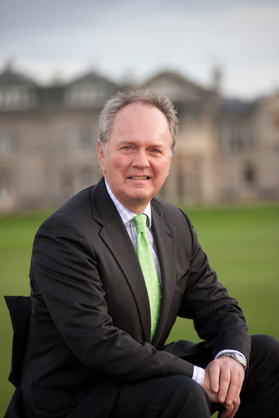Euan Loudon, Chief Executive, St. Andrews Links