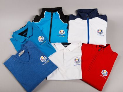 ProQuip Golf named Official Licencee for Ryder Cup Europe 2016 - 2018