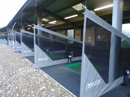 Snainton Golf Power Tees