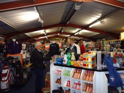 Snainton Golf Shop