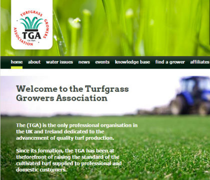 TGA website grab