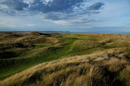 7th hole of Royal St George's