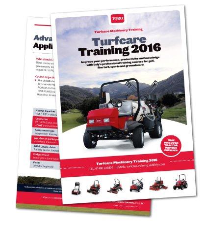 Toro Training Guide 2016