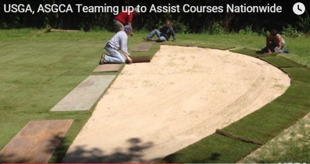 USGA ASGCA project at Canal Shores 1
