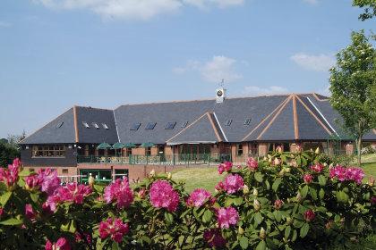 Wharton Park Golf Club, Worcestershire.