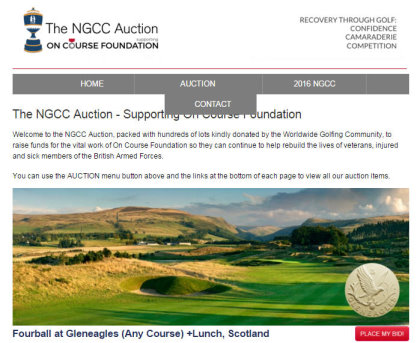 NGCC Auction