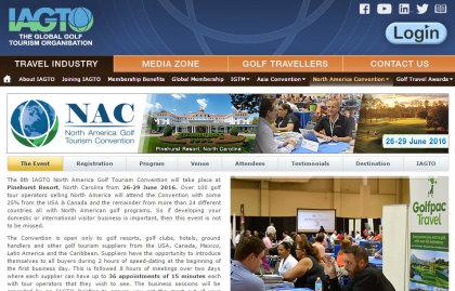 North America GTC website