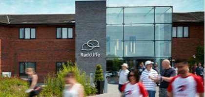 Radcliffe at Warwick University