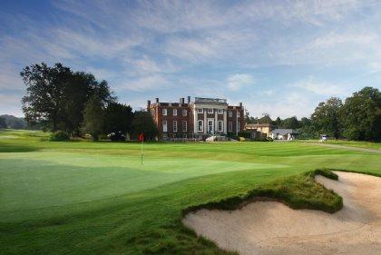 Richmond Golf Club 18th