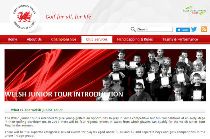 WGU website junior section