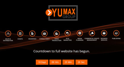 Yumax Group website