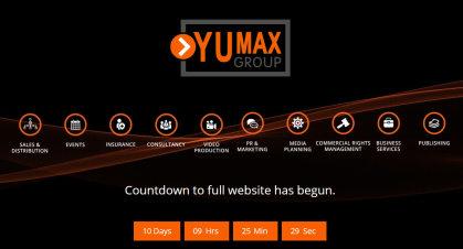 Yumax Group website