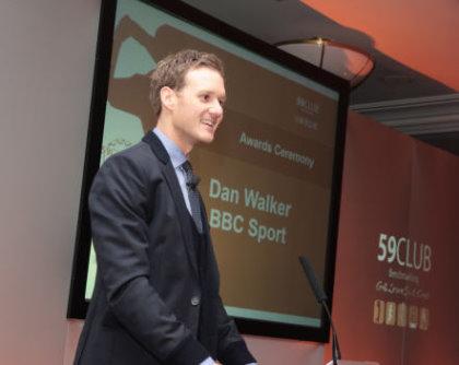 Dan Walker hosting the 2015 event