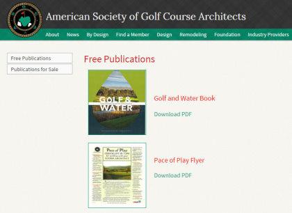 ASGCA Free Publications