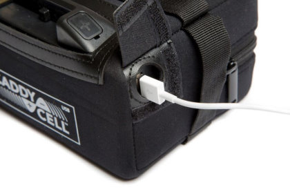CaddyCell Battery with USB port