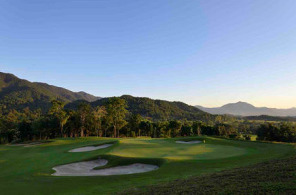 Chiangmai Highlands' new nine-hole layout opened to wide acclaim in late 2015