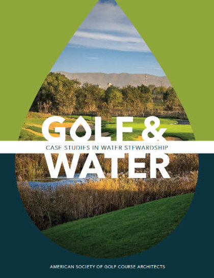 Golf & Water.book cover