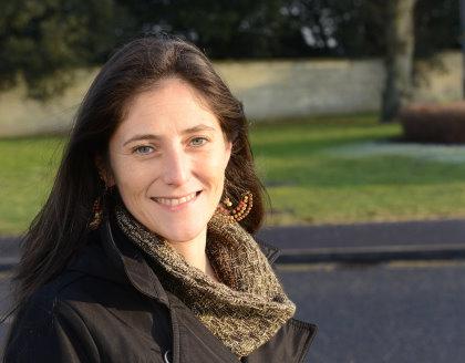 Syngenta Turf Technical Manager, Marcela Munoz