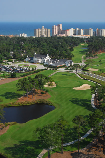ClubstoHire recently extended its service to Myrtle Beach, South Carolina