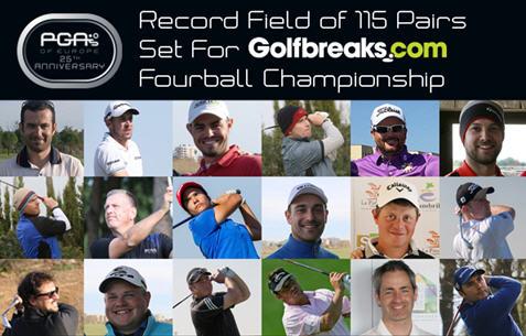 PGAE Golfbreaks Fourball