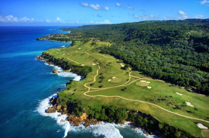 The breathtaking Playa Grande Golf Course