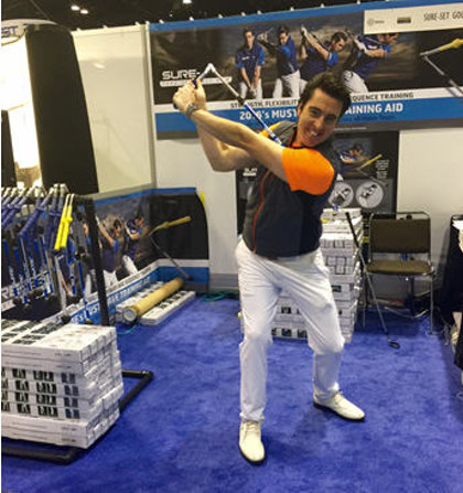 Sure-Set at The PGA Merchandise Show