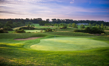 The Shire London, Ballesteros Masters Course (Hiseman)