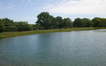 West Sussex Golf Club's independent water supply