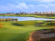 Saadiyat Beach Golf Club, the UAE's first beach-front golf course, designed by Gary Player