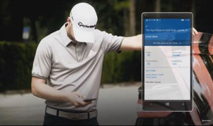Daniel Berger, TaylorMade Staff Player & 2014-2015 PGA TOUR Rookie of the Year