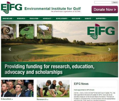 EIFG website