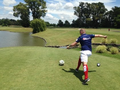 FootGolf Launches at Macdonald Hill Valley Hotel, Golf & Spa