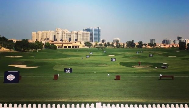 Huxley Golf Installation at Jumeirah Golf Estates 3