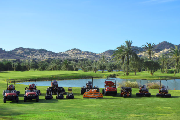 La Manga's new Toro fleet